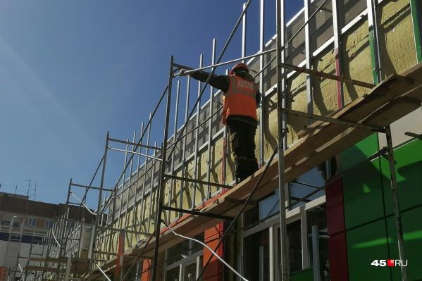 В Заозёрном продают участки, на которых построят льготное жилье