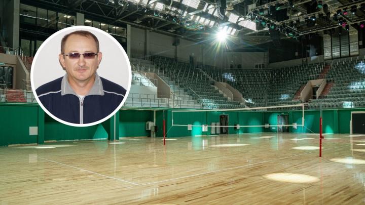Путин присвоил почетное звание тренеру из Новосибирской области