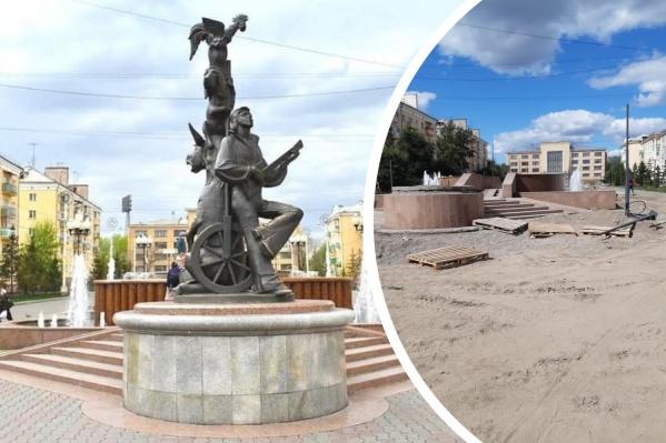 Решение насчет памятника принимают с лета