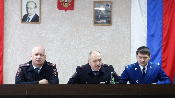Полковник МВД умер в Ростовской области после антитеррористического совещания