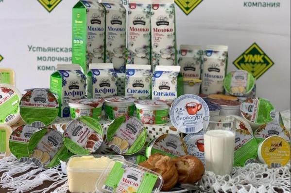 «УМК» производит более 30 наименований молочной продукции