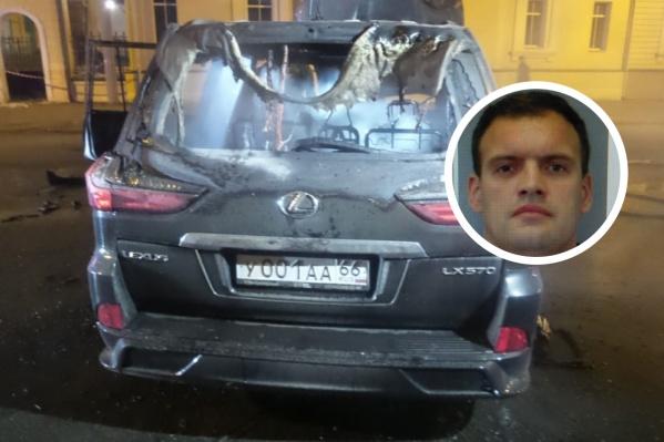 В Екатеринбурге начнут судить водителя Lexus, который погубил двух женщин в «пьяной» аварии