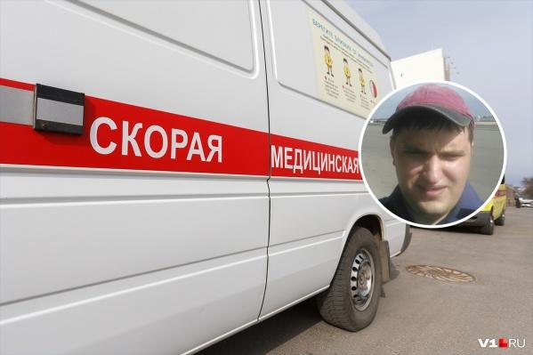 Владимир Назаров обратился к медикам с острой болью в животе