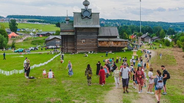 Ярмарка, мастер-классы и борьба на поясах: в музее «Хохловка» отметят Яблочный Спас