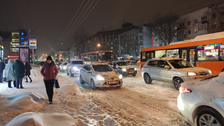 Улицу Белинского частично перекроют для уборки снега
