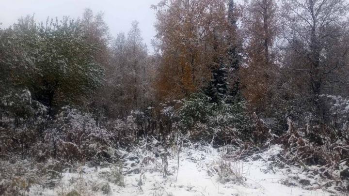 На Красноярск надвигаются заморозки. На дорогах ждут всплеска числа ДТП