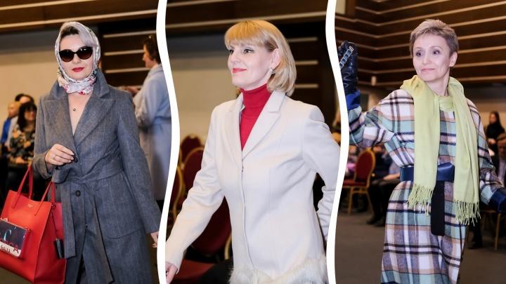 25 возрастных тюменок устроили модный показ и вышли на подиум — так они борются с эйджизмом