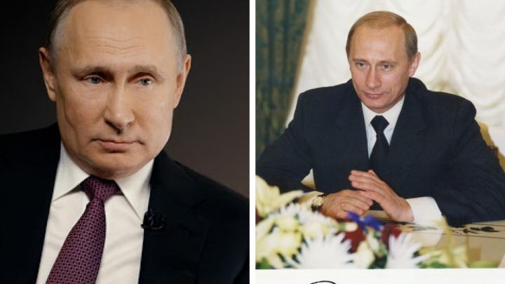 Новосибирец продает автограф Путина почти за миллион — он признался, зачем ему столько денег