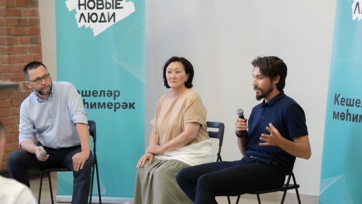 Партия «Новые люди» представила в Уфе проект «Город для каждого»