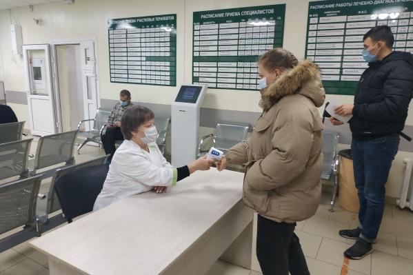Прокуратура до сих пор не завершила проверку в Сысертской больнице