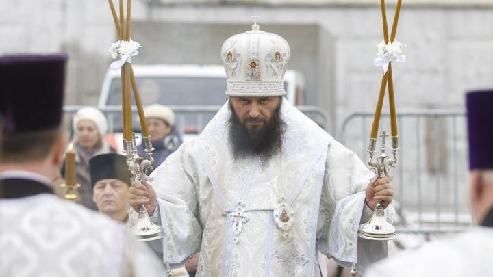 «Я эту воду нюхал и даже пил»: в Волгоградской епархии выбрали для водосвятия место у канализационного коллектора