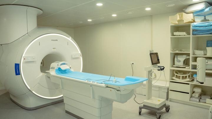 Новосибирская клиника запустила томограф, на котором можно увидеть опухоль размером в один миллиметр