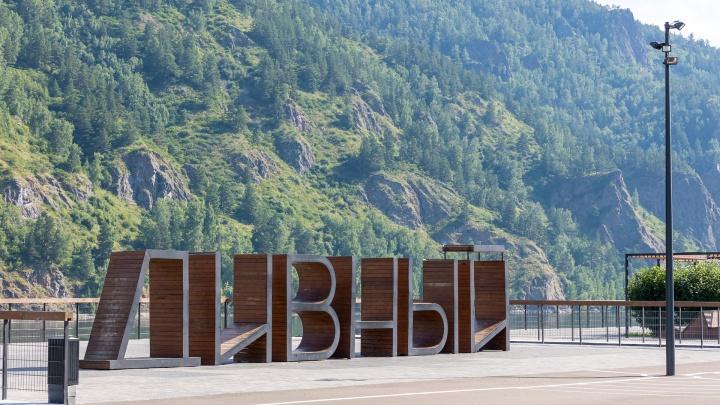 В Дивногорске реконструируют трассу для беговых лыж