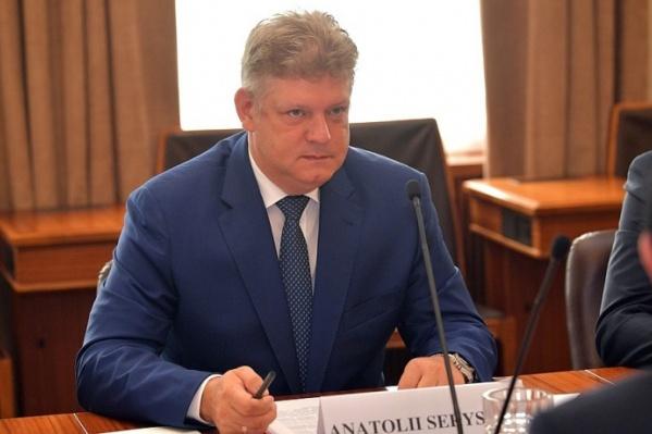Анатолий Серышев родом из Иркутской области, но последние годы жил и работал в Москве