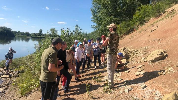 Кузбассовцы смогут побывать на месте известных раскопок. Рассказываем, как посмотреть на «кладбище динозавров»