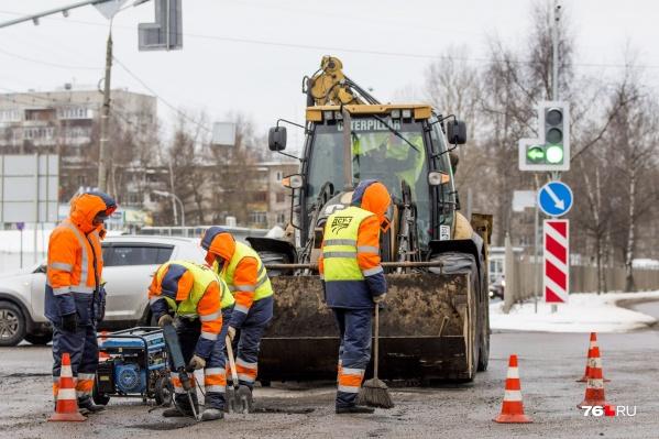 В Ярославле изменили перечень дорог, которые построят и отремонтируют по нацпроекту