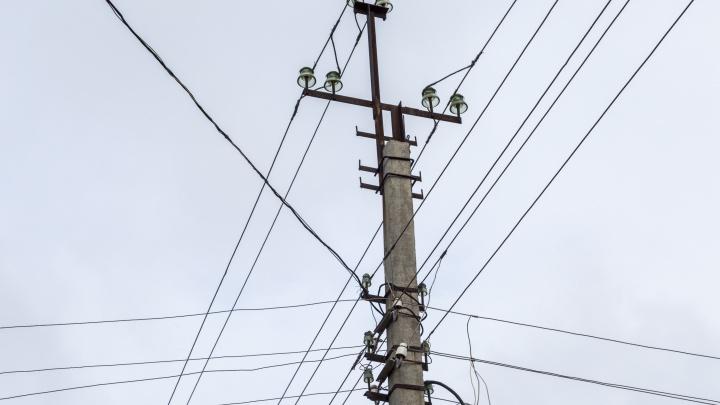 В Волгограде десятки домов Ворошиловского района остались без света