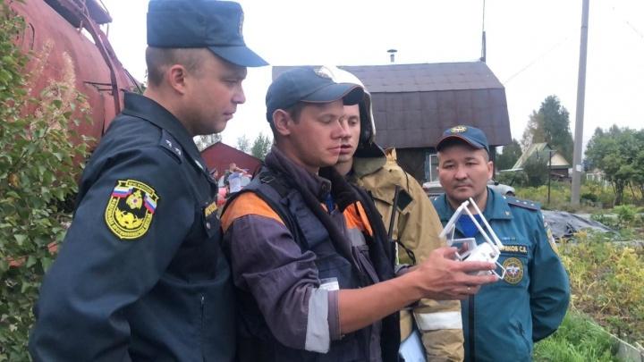 После жутких лесных пожаров проверили воздух в Екатеринбурге: что показали приборы