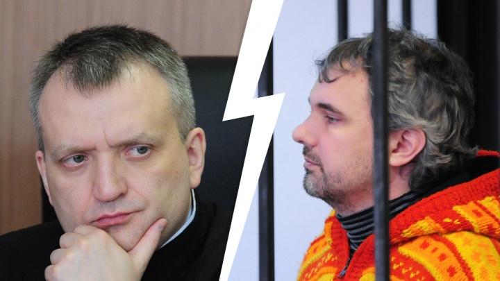 Судья объяснил, почему не поверил в невиновность Дмитрия Лошагина