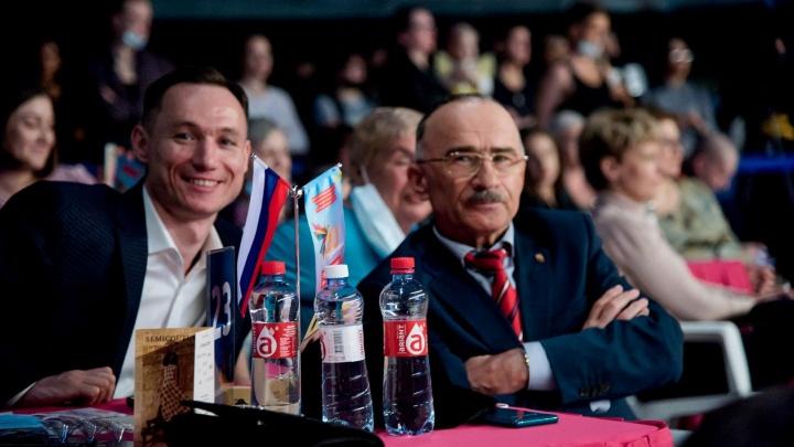 Генеральным партнером Кубка губернатора по танцевальному спорту выступил «Ариант»