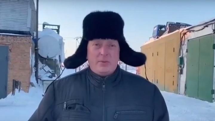 Житель Дудинки извинился перед росгвардейцами за то, что назвал их «путинскими псами»