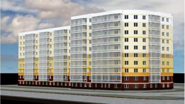 На Московке запланировали построить уже две многоэтажки для переселенцев