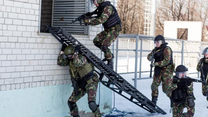В Ярославской области задержали украинских неонацистов, готовивших взрывы зданий