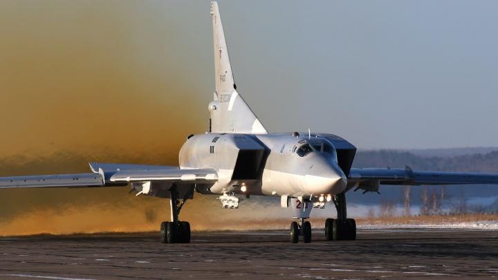 На аэродроме под Калугой у бомбардировщика сработала катапульта. Погибли трое военных