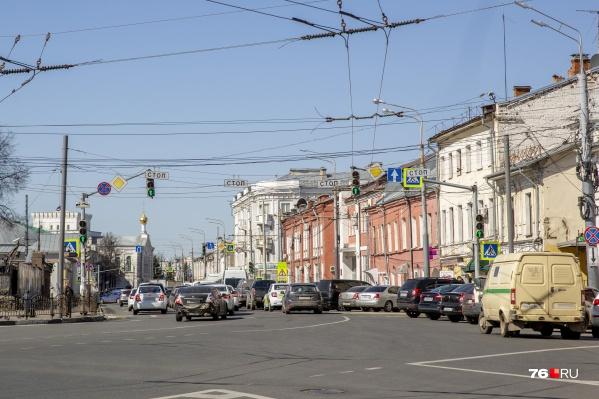 Ремонт Первомайской улицы в Ярославле запланирован на 2022 год
