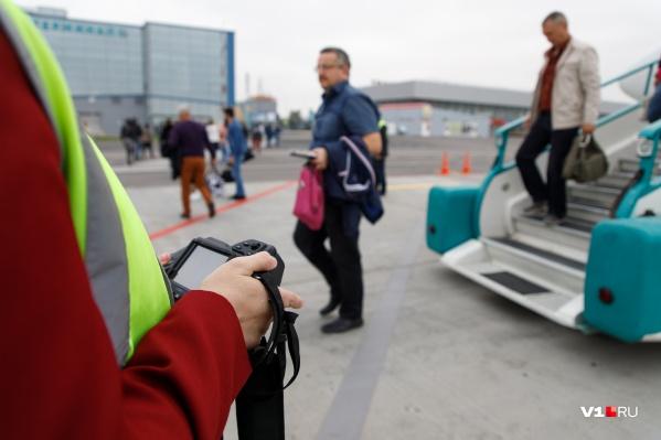Всех прилетающих и приезжающих в Волгоград будут тщательно проверять на коронавирус