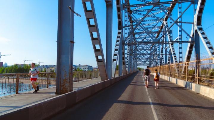В Архангельске закроют на 14 дней для проезда автотранспорта Северодвинский мост: прямой эфир