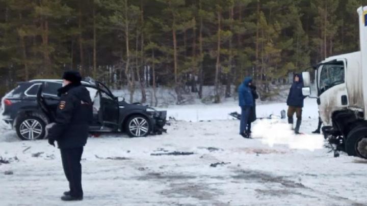 В ДТП под Самарой погибли семь человек
