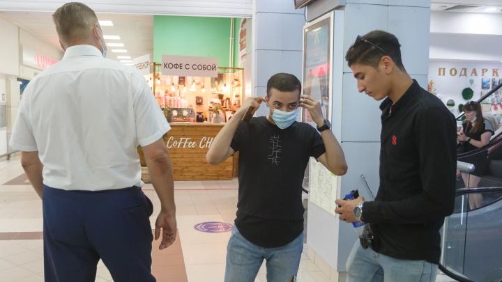 В Волгограде еще трем чиновникам разрешили штрафовать за отсутствие масок