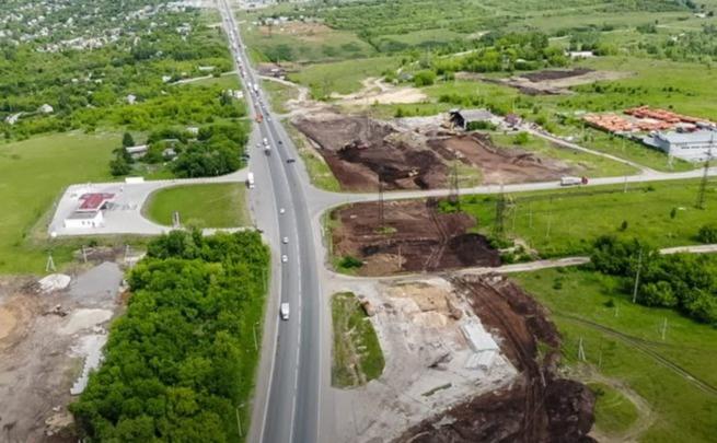 Стало известно, как оборудуют путепровод на трассе М-5 «Урал» около Жигулевска