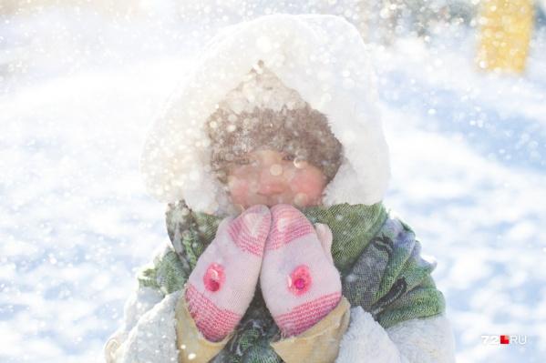 Весь март, говорят синоптики, тюменцам стоит опасаться холодов