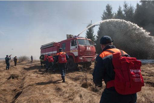 С 30 апреля по 10 мая в Новосибирской области был установлен особый противопожарный режим