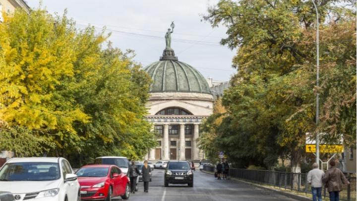 В Волгограде планетарий закрывает двери для посетителей без антител