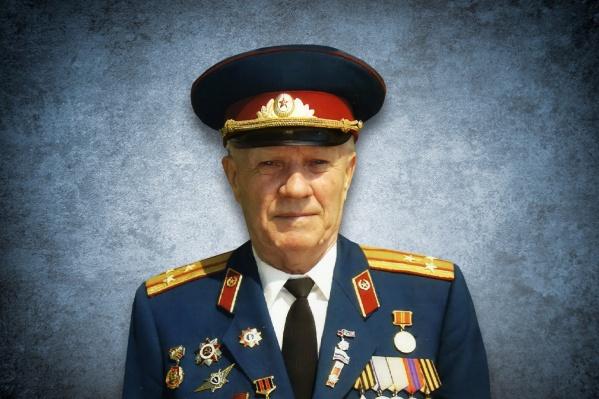 """Евгению Александровичу Ганже было <nobr class=""""_"""">99 лет</nobr>"""