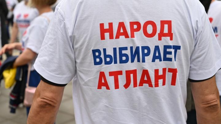 Предприниматели с заблокированных рынков Ростова сняли видеоролик для Путина