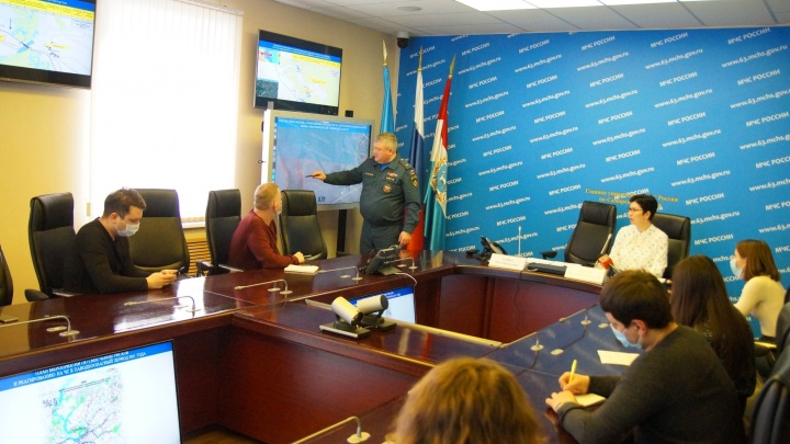 В Самарской области под угрозой подтопления находятся 30 населенных пунктов