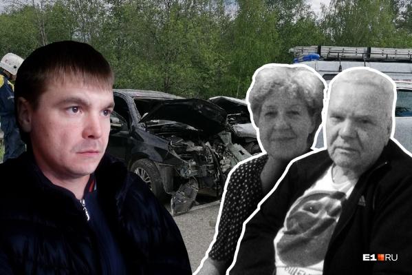 Пьяный тагильчанин погубил в аварии супружескую пару