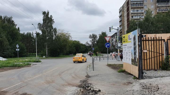 Еще два перекрестка Екатеринбурга попали в черный список аварийных. Рассказываем, что с ними сделают