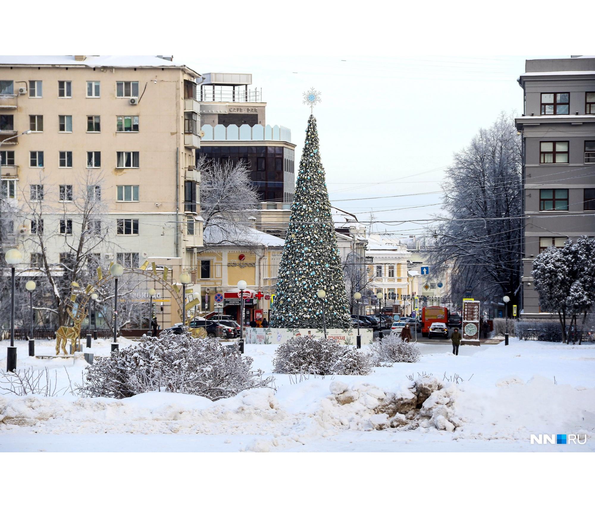 Многие нижегородцы рады, что на этот раз зима без аномальных сюрпризов: со снегом и холодом