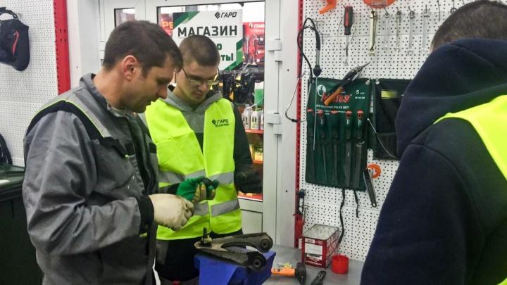 В Красноярске открылась уникальная площадка в формате В2В для автосервисов от «Академии ГАРО»
