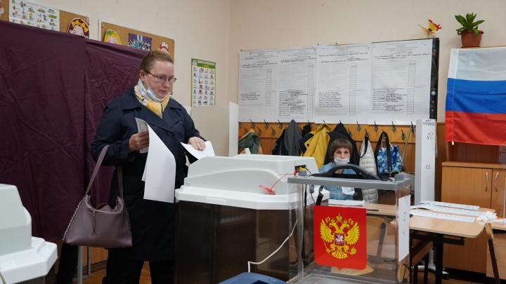 «Получили жалобу на несколько листов»: ЦИК России — о выборах в Самарской области
