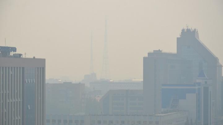 Роспотребнадзор обнаружил вредные вещества в тюменском воздухе