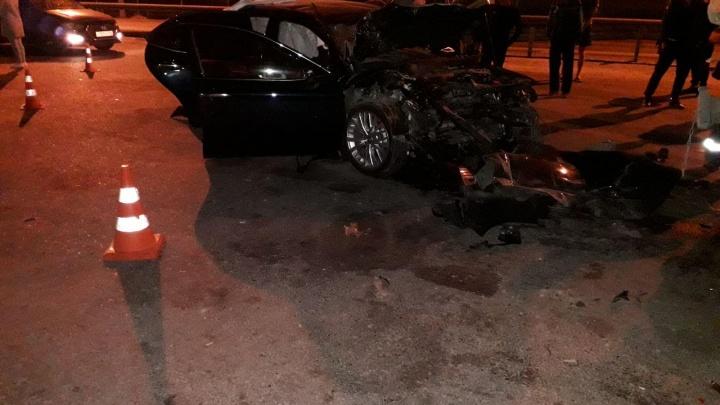Водитель «Тойоты» погиб, спасая собаку на трассе Тюмень — Ханты-Мансийск
