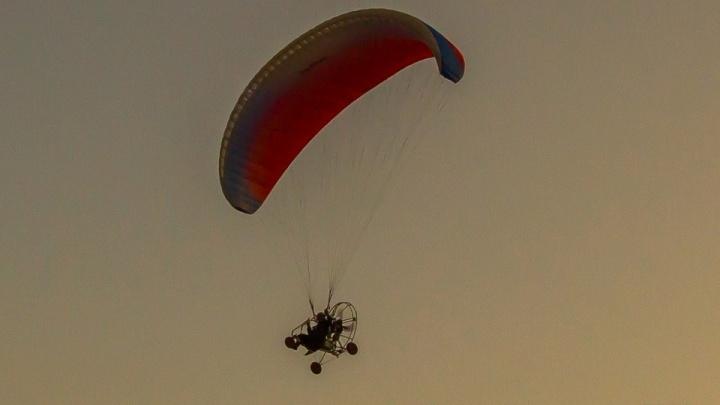 По факту крушения дельтаплана в Прикамье возбуждено уголовное дело