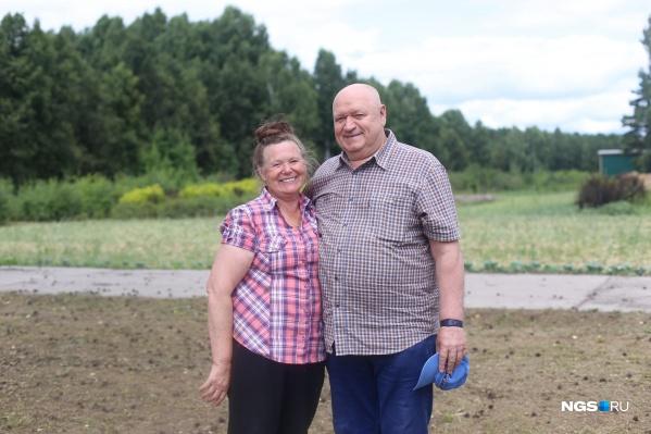 Людмила и Юрий Шубины — семейная пара, коллеги и творческий союз вот уже 46 лет. А когда-то Юрий был руководителем ее дипломной работы