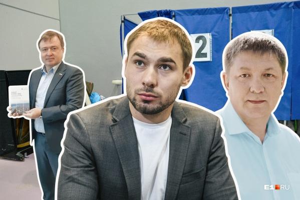 Более опытные политики в предвыборной гонке далеко за спиной у Антона Шипулина, если речь идет о размере предвыборного фонда